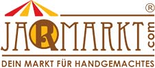 jarmarkt - Dein Markt für Handgemachtes-Logo